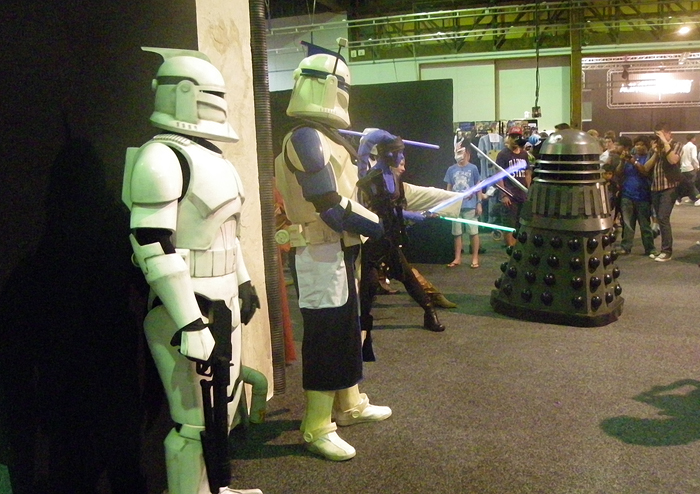 Armageddon - Dalek Attacks 501st by Flynn-the-cat
