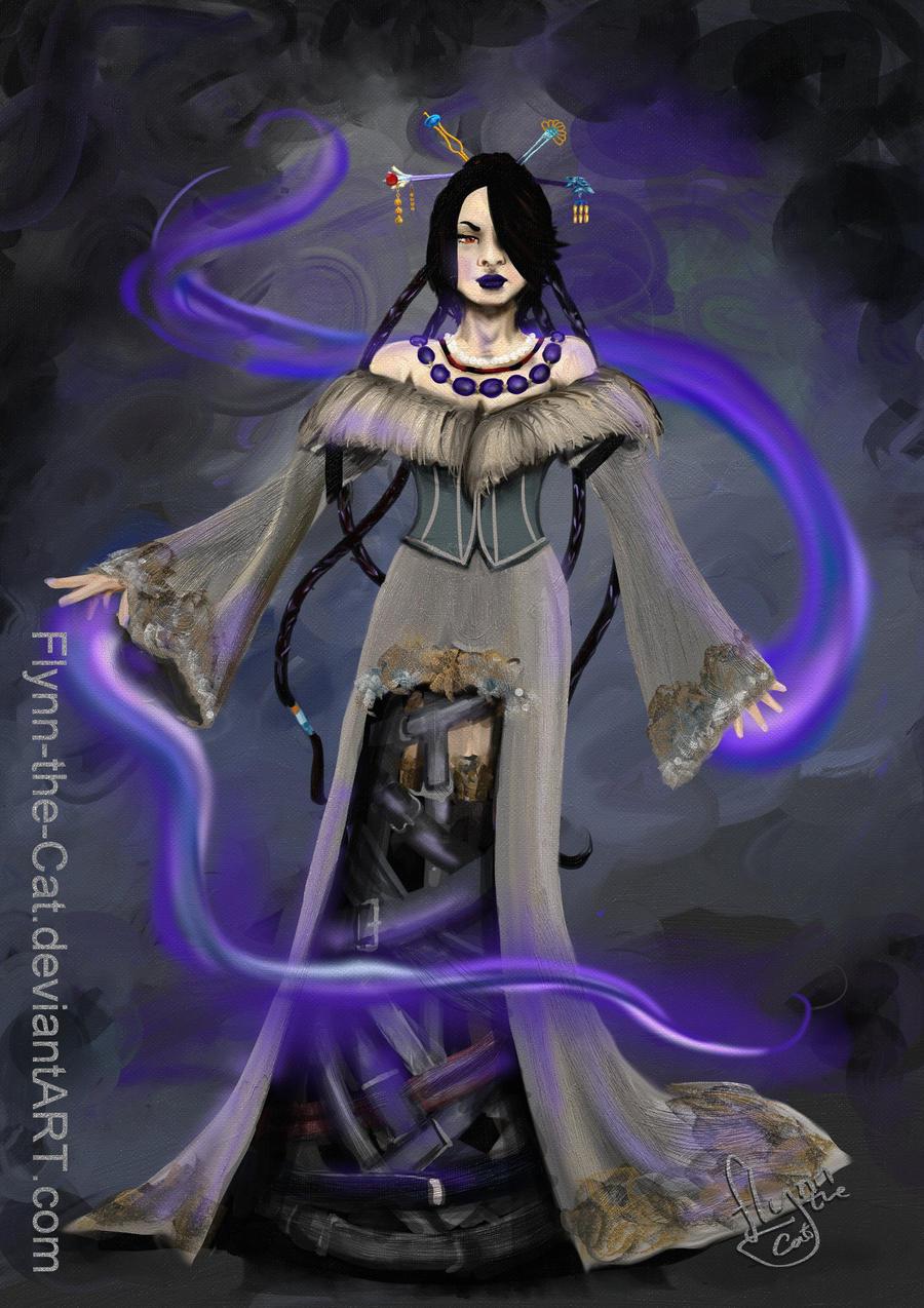 Black Mage By Flynn The Cat On Deviantart