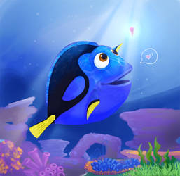 Pixar Character - Yuki
