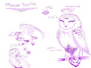 Mascot Doodles