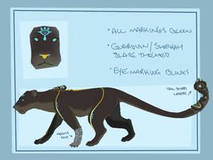 Lioness Design Trade - Sheikah Themed!!