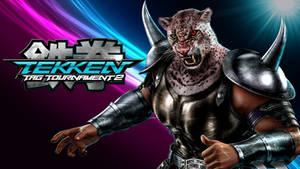 Tekken Tag Tournament 2 Armor King Wallpaper