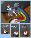 Sonic Rainboom Rainbow Dash
