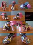 Pinkie Pie Cupcakes Gala Dress