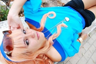 My Sheryl Nome cosplay by TheMikiMikiChan