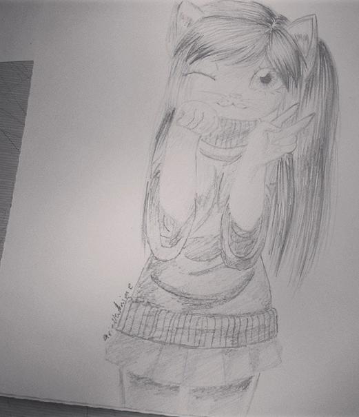 Nekuro by GriellaAnime