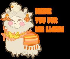 Thank U For Llama!9 by snuffief1lm