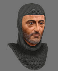 Godefroy WIP