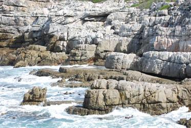 Ocean Crags by CompassLogicStock