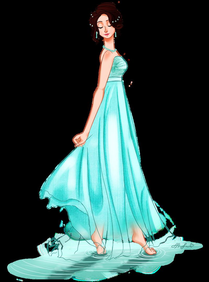 Watercolor by xoxothea