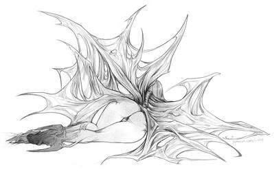 flesh by Lichelet