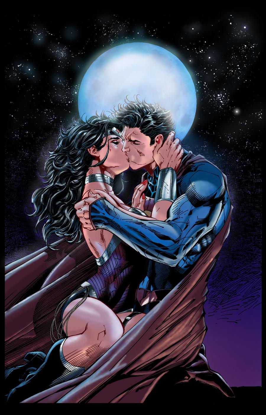 superman wonderwoman