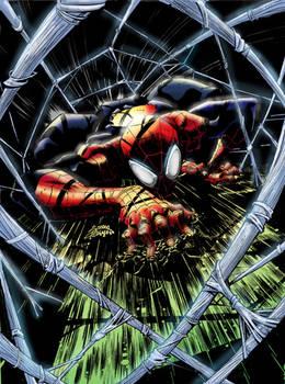 Superior Spider Man Inks By Ryanstegman-d5hhuzy