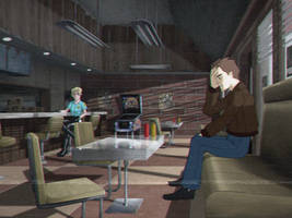 Silent Hill: Cafe 5to2 (Digital)