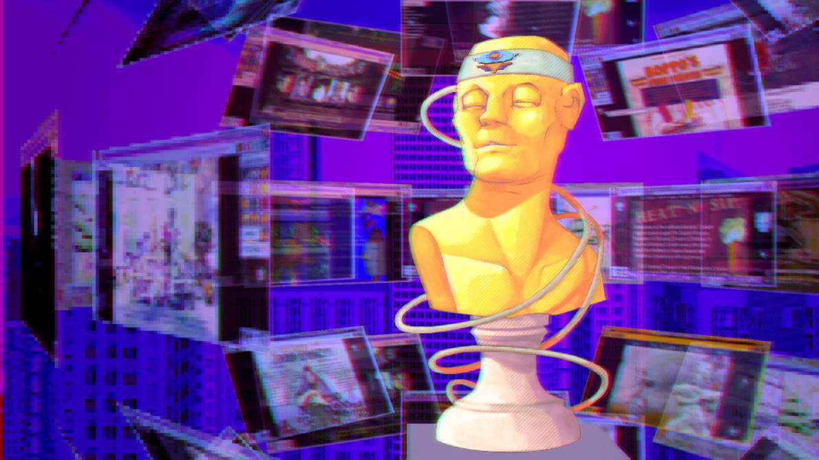 Hypnospace Outlaw: Sleep Surfing by gilamasan