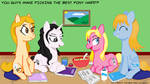 MLPSM: Voice Actors