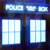 TARDIS by moonymistress