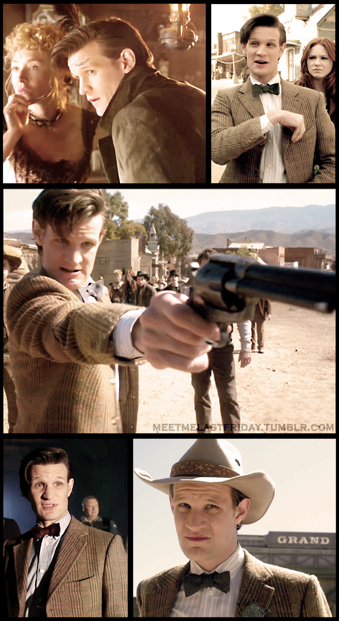Doctor Wild Wild West by moonymistress