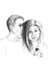 Couple by JennaTheLilMonster
