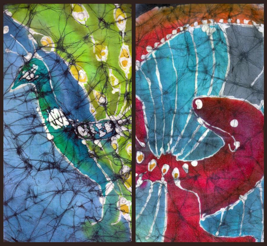 Batik Art Projects By LostThyme On DeviantArt
