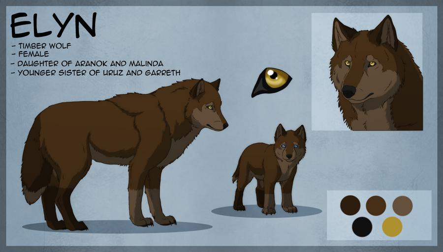 Elyn Character Sheet 2011 by SabraeTrash