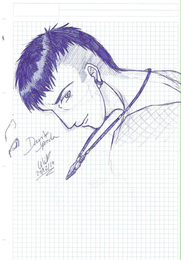 Galería de Fan Arts - Página 2 Dante_dmc_devil_may_cry_by_soldream-d8bkpdl