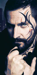 Thareon Avatar 2 (Richard Armitage) by Soldream