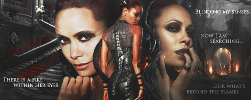 Soldereverginasander Signature 2 (Thandie Newton) by Soldream