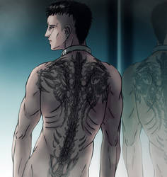Derek's Tattoo (In Chains)