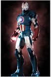 Captain Iron / American Captain / Iron Captain - ?
