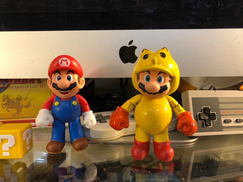 Pac Man Mario Custom Toys World Of Nintendo By Medicom Collector17 On Deviantart