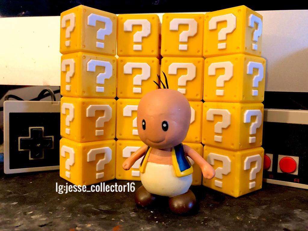 Cursed Image Toad Nintendo Toys By Medicom Collector17 On Deviantart