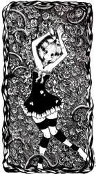 Yavi in Roses by KenronToqueen