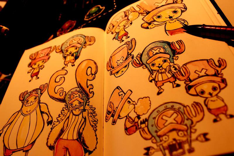 CHOOOOOOOOOOPpA by KenronToqueen