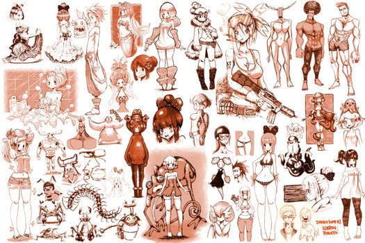 Sketchworld Toqueen 02