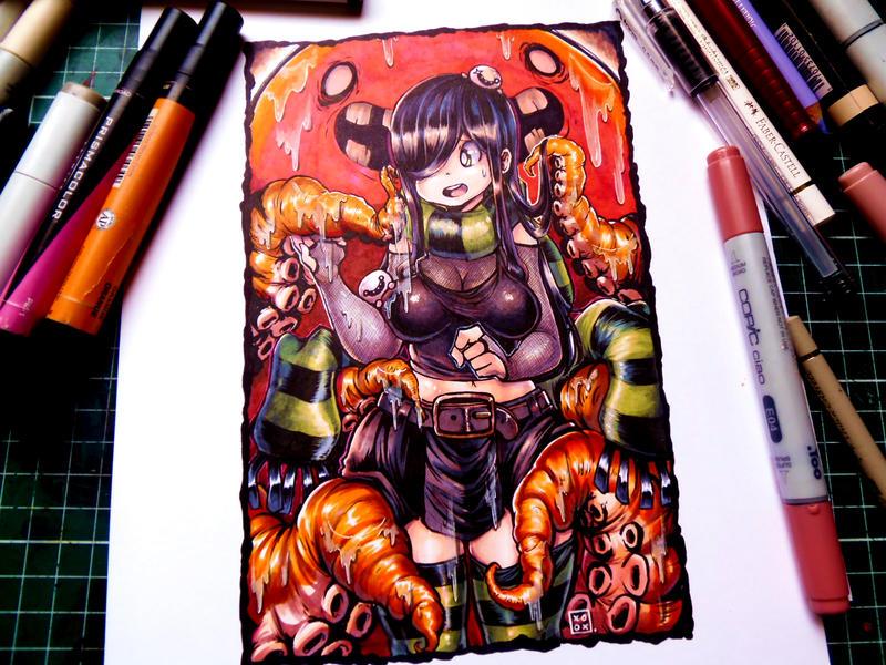 Aria  Art Trade by KenronToqueen