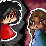 Zuko and Katara - ATLA by wolf-girl87