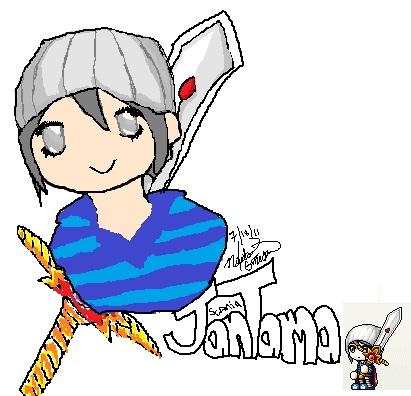 JanTama - MapleStory by wolf-girl87