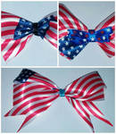 Independence Day Hair Bows