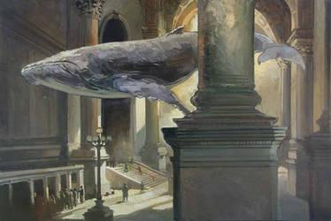 Light Stream by francis-livingston
