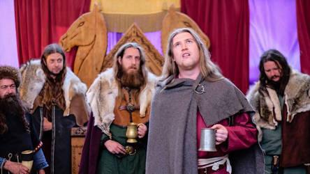 The Stormspire Assault Choir by brazenrogue