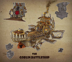 gobblin air fortress by jamis27