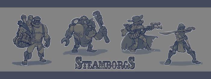 Steamborg