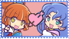 Arle x Rulue Shipping Stamp by ChaoticMarin