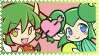 Draco x Rider Shipping Stamp by ChaoticMarin