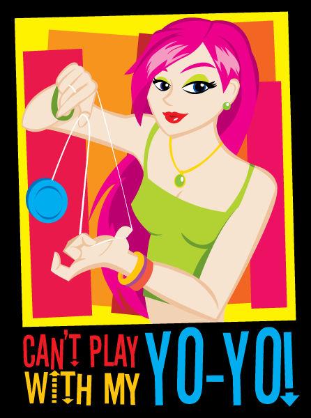 Can't Play With My Yo-Yo