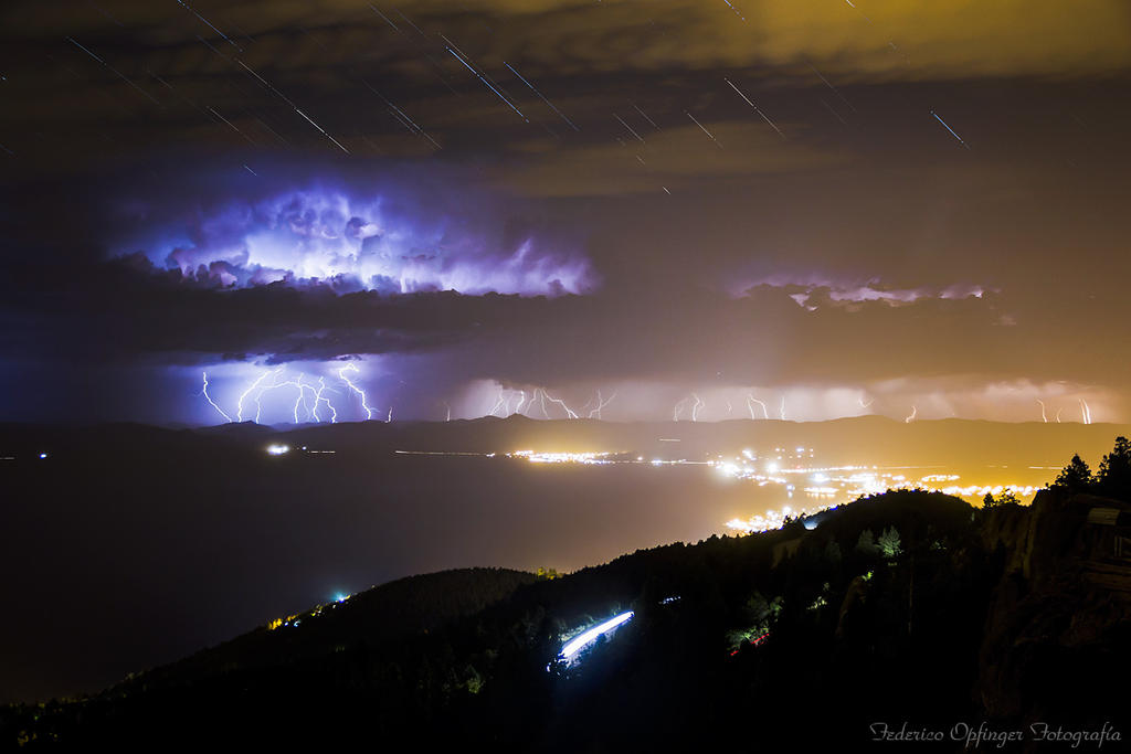 Stormtrail by opfinger