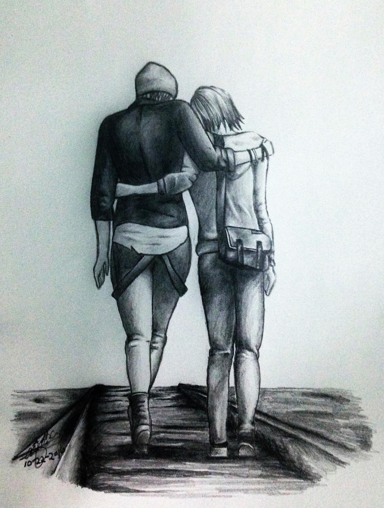 Life is Strange - Chloe and Max by HaruXHaru