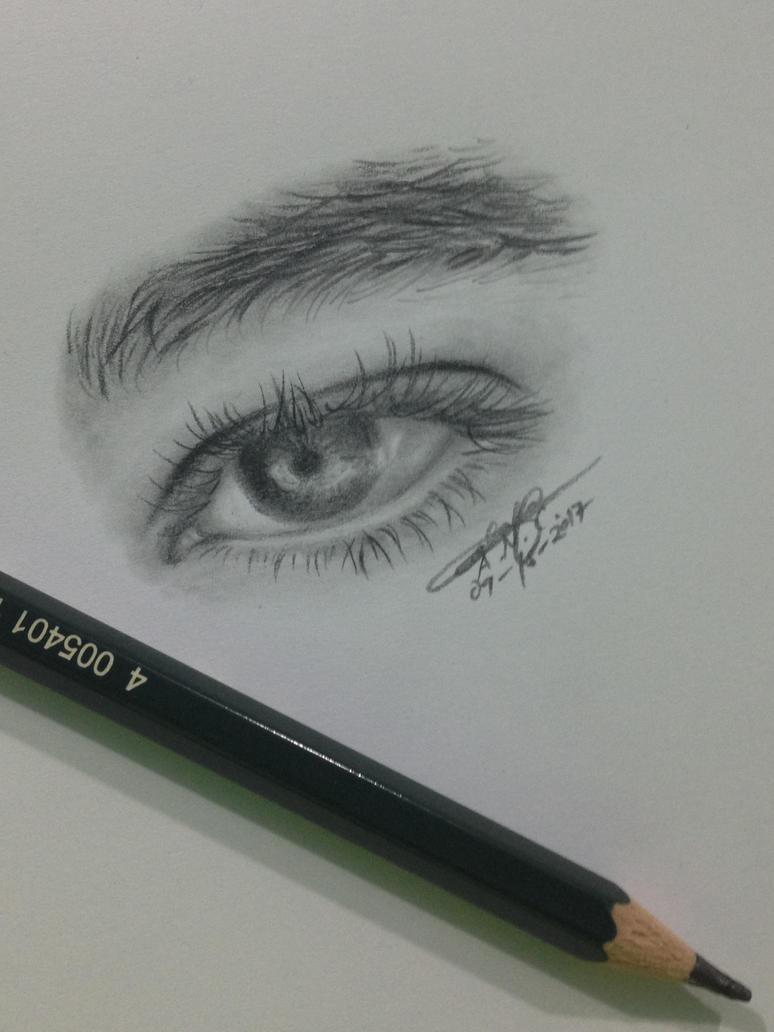 The Eye by HaruXHaru