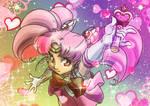 Sailor Chibi Moon by ToriSakura